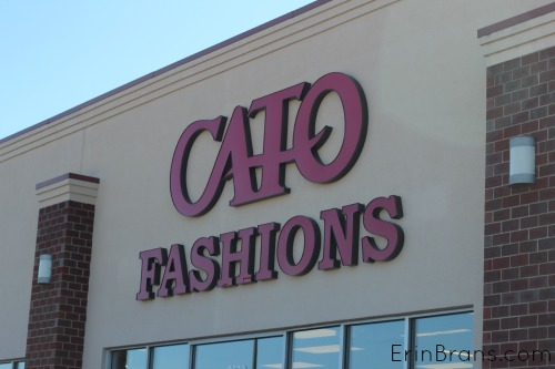 Cato Fashion Store when Cato s Fashions asked