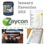 January 2015 favorites